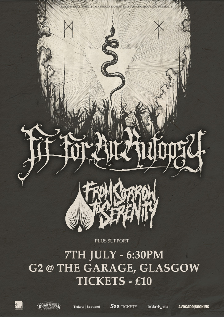Fit For An Autopsy - 7th July (WEB)