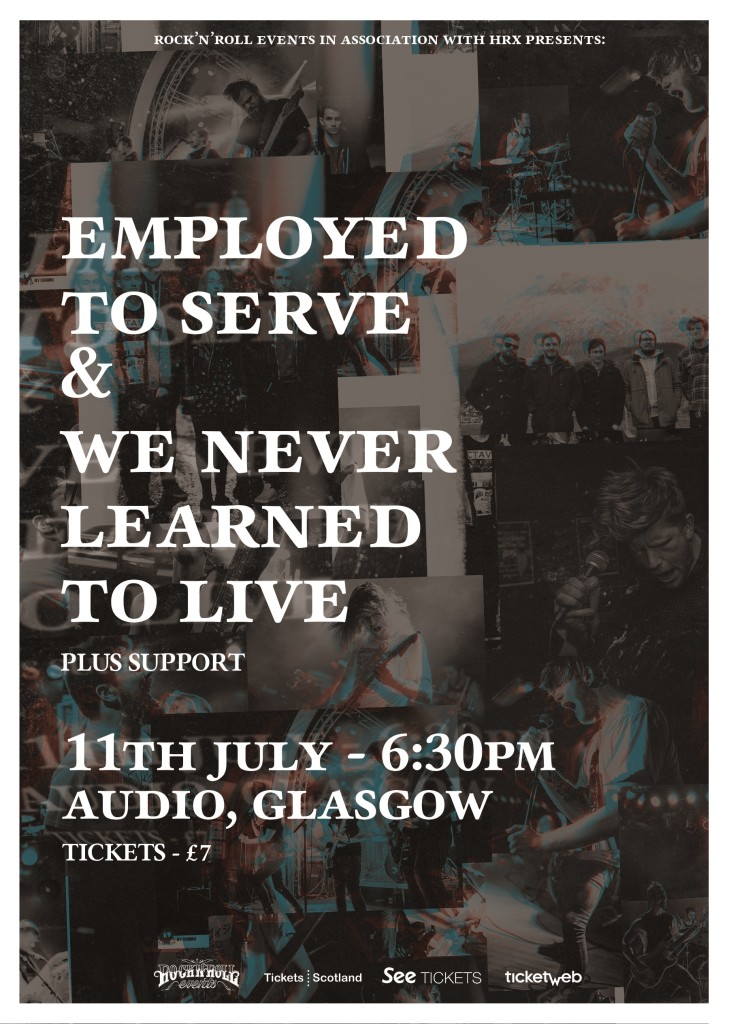 Employed To Serve - 11th July (WEB)