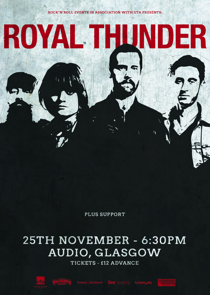 003 Royal Tunder Web Poster