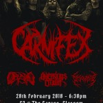 002 CARNIFEX Webposter